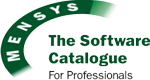 Mensys - The software Catalog for Professionals